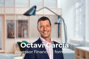 Octavi Garcia: Assessor financer i formador